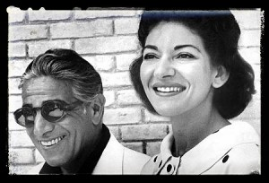 Callas y Onassis para Alcanda Matchamaking1