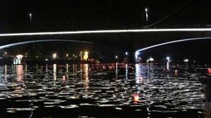 La luna sobre rio Calle Calle de Valdiviana para Alcanda Matchmaking Blog
