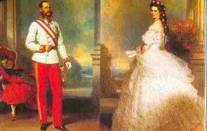 Francisco José + Sissi emperatriz