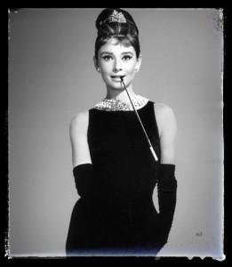 Foto Audrey Hepburn para Alcanda Matchmaking Blog
