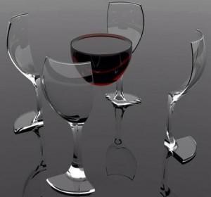 Mi mundo y una copa de vino