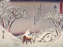 Resultado de imagen de haiku de invierno
