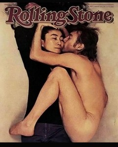 Cover Rolling Stone (Lennon y Ono)