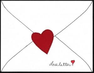 Love letter para Alcanda Matchmaking Blog