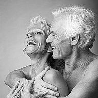 Happy old couple for Alcanda Matchmaking Blog