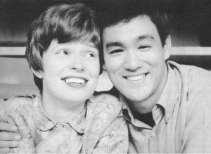 Bruce Lee y Linda Cadwell para Alcanda Matchmaking Blog