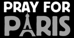 Pray for Paris 14 nov. 2015 para Alcanda Matchmaking Blog