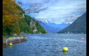 Vista Lido San Domenico (Lugano) para Alcanda Matchmaking Blog