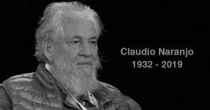 Gracias Claudio Naranjo…